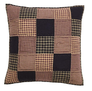 Plum Creek Quilted Euro Sham 26x26""