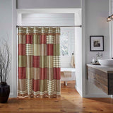 Prairie Winds Shower Curtain - Primitive Star Quilt Shop