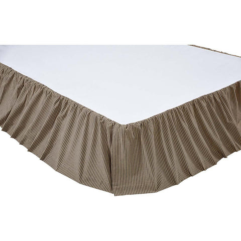 Primitive Star Bed Skirt in 3 SIZES
