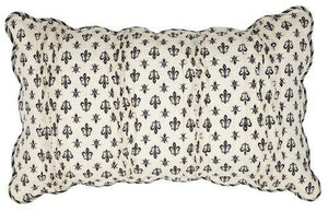 Elysee Quilted King Sham 21x37""