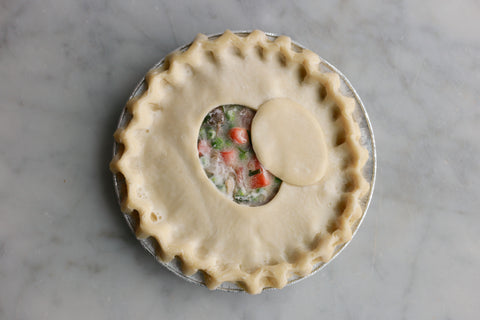 Café Linnea Pot Pie - Classic Chicken