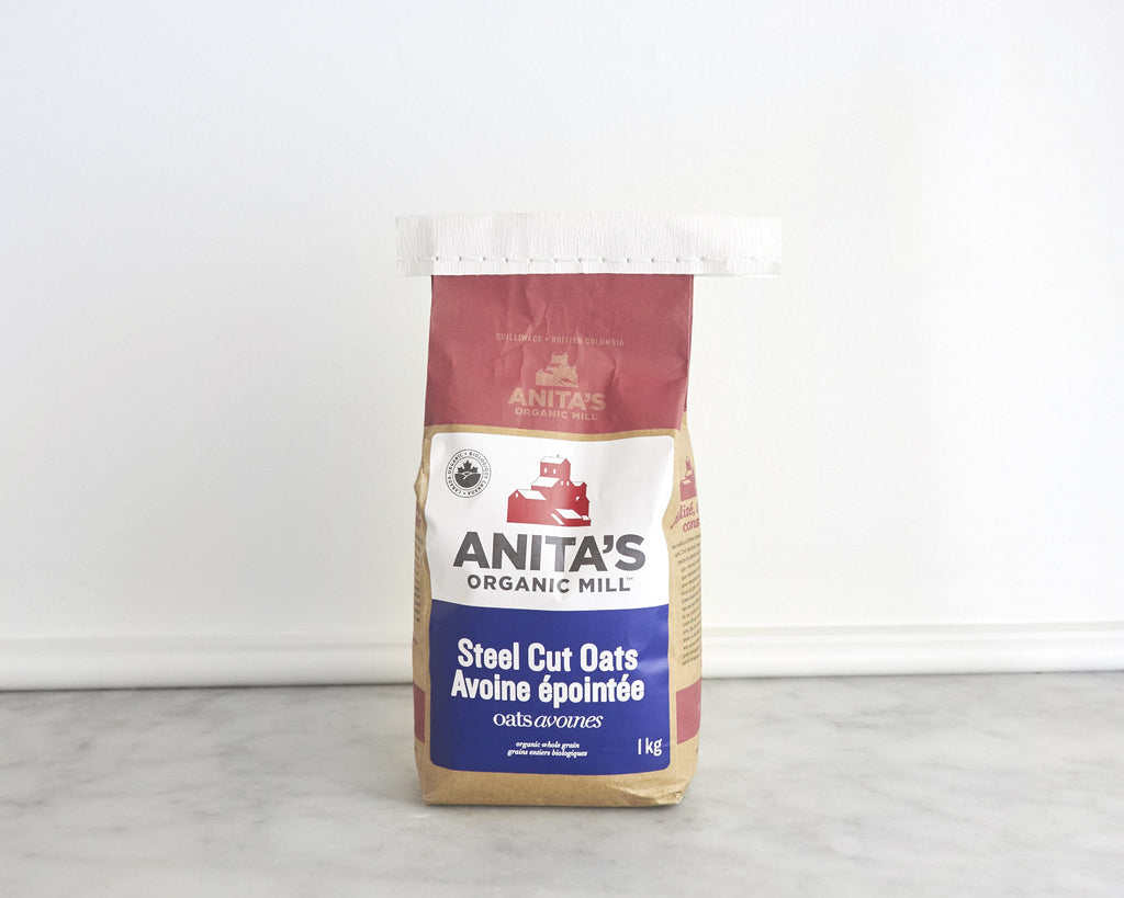 Oats—Steel-Cut