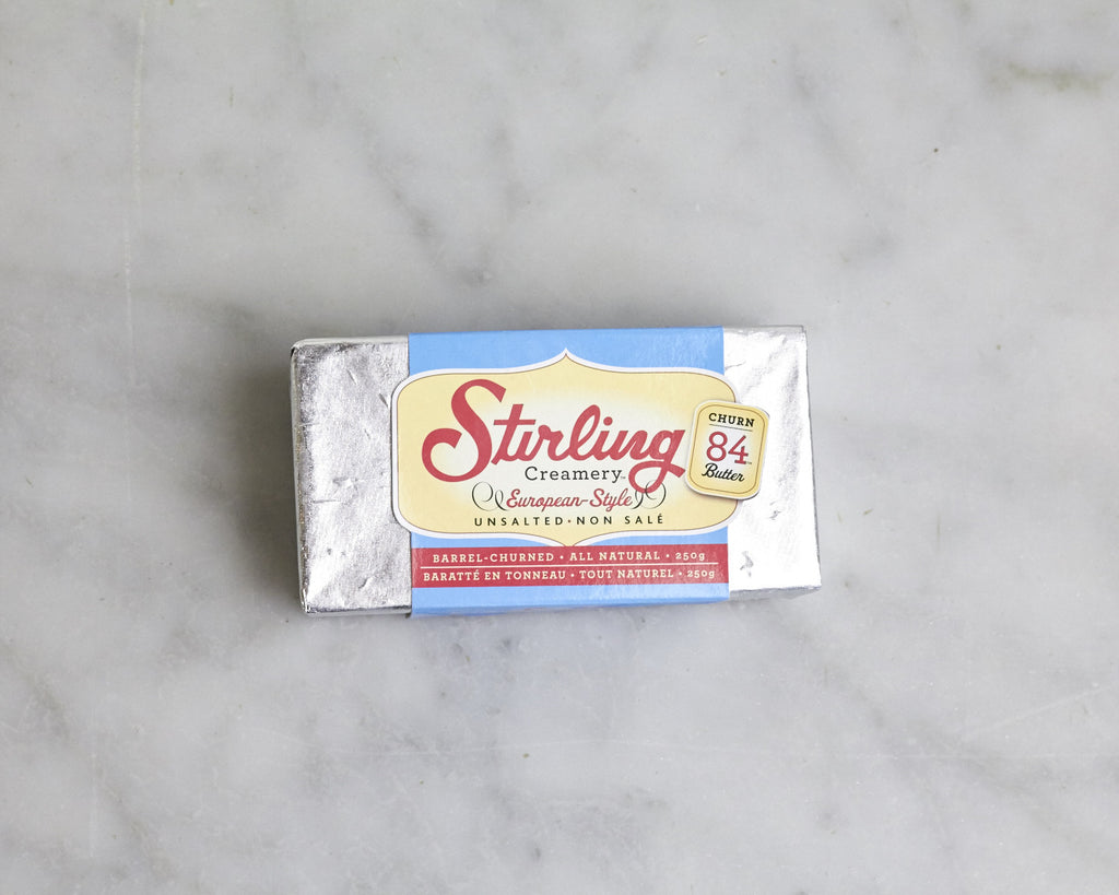 Stirling European Churn Butter—Unsalted