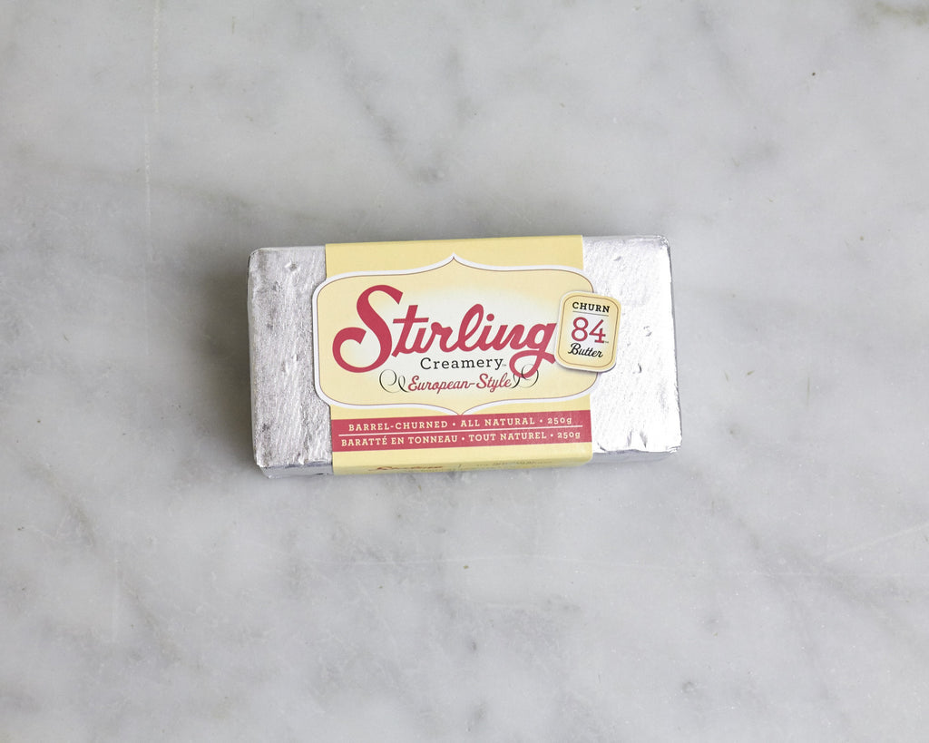 Stirling European Churn Butter—Salted