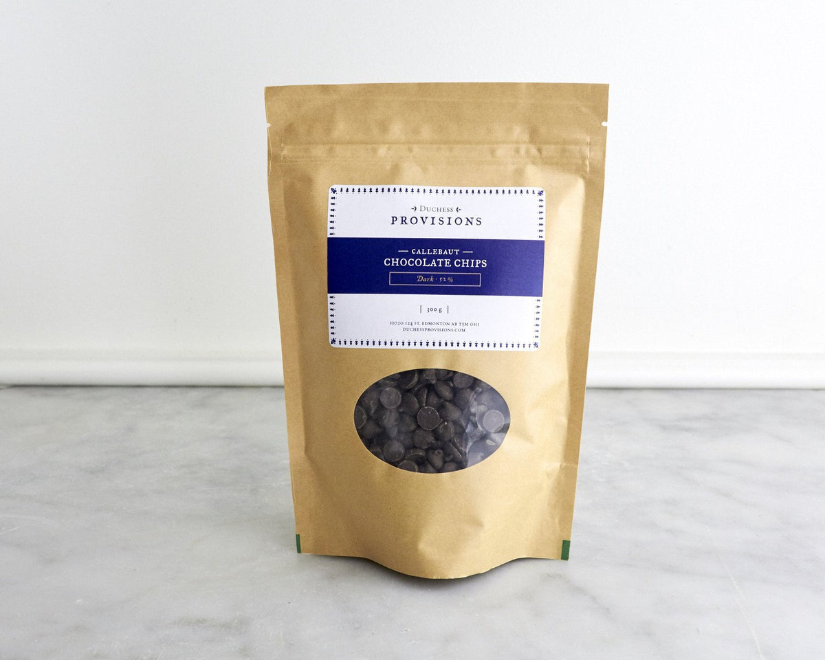 Callebaut Dark Chocolate Chips