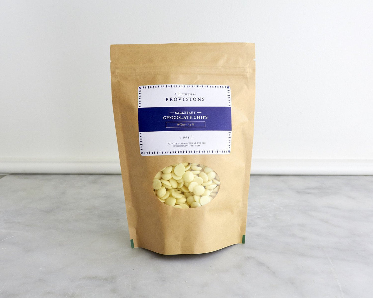 Callebaut White Chocolate Chips