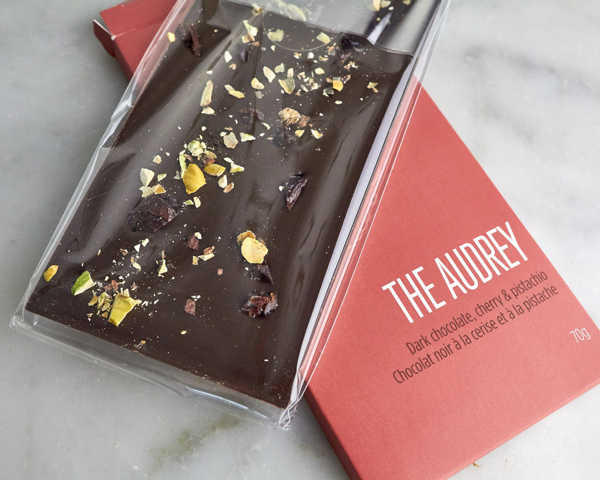 Jacek - The Audrey Chocolate Bar