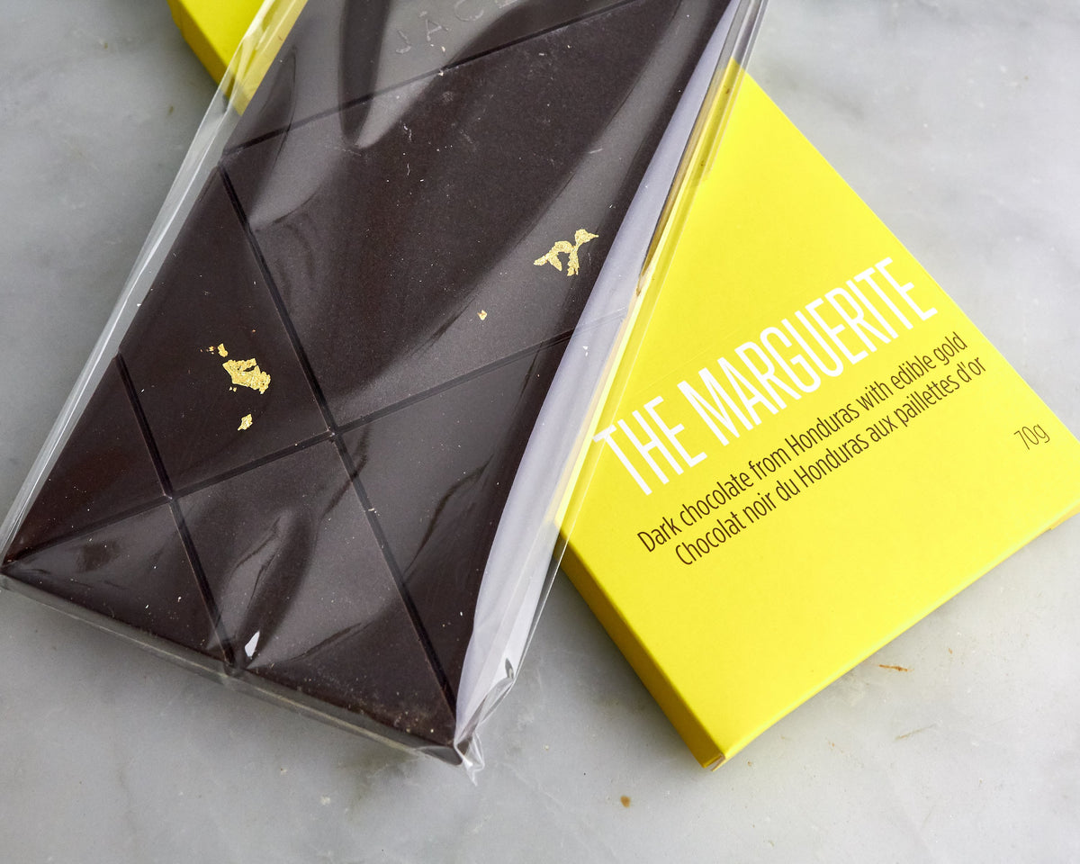 Jacek - The Marguerite Chocolate Bar
