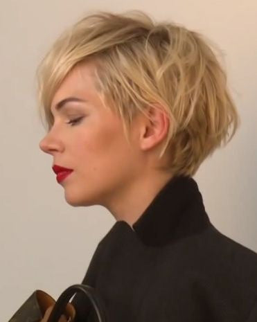 How to grow out your Pixie Cut for Summer