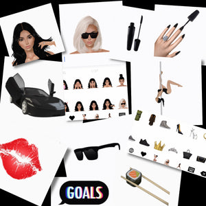 KIMOJI THOUGHTS!