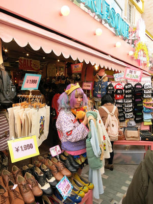 TOKYO FASHION IS AMAZING! TOKYO IS AMAZING!