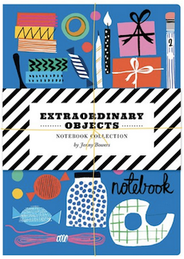 Extraordinary Objects notebook set