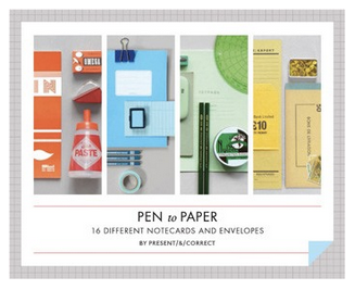 Pen to Paper boxed notecards