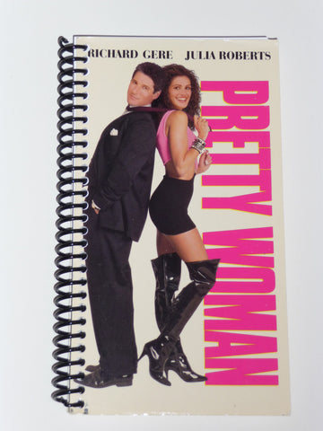 Pretty Woman  - VHS Movie notebook