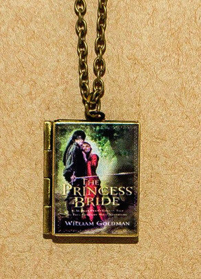 The Princess Bride Locket Necklace