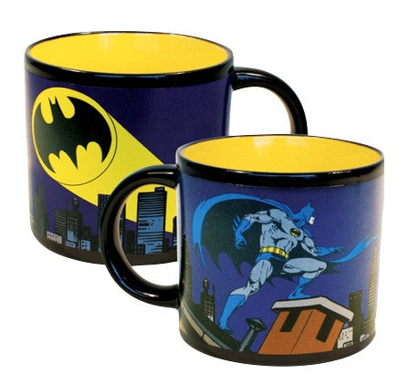 Batman Bat Signals Mug