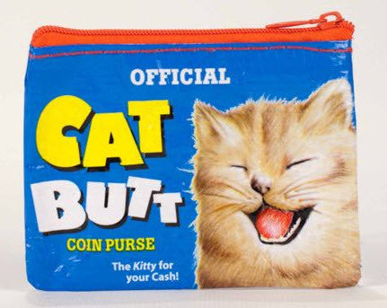 Cat Butt Coin Purse