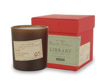 Library Candle - Charles Dickens