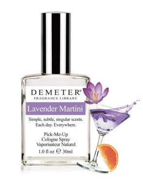 Lavender Maratini Fragrance Cologne spray