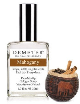 Mahogany Fragrance Cologne spray