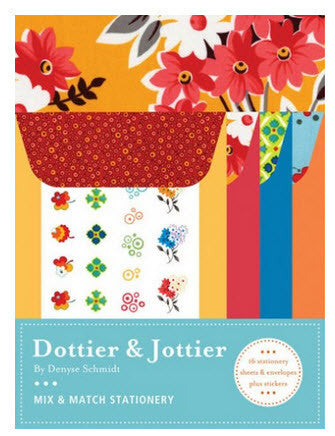 Dottier & Jottier Mix & Match stationery