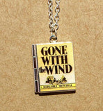 Gone With the Wind Locket Necklace