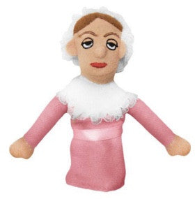 Jane Austen magnetic finger puppet