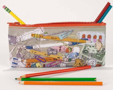 Junk Drawer Pencil Case