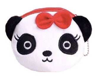 Panda Coin Purse plush