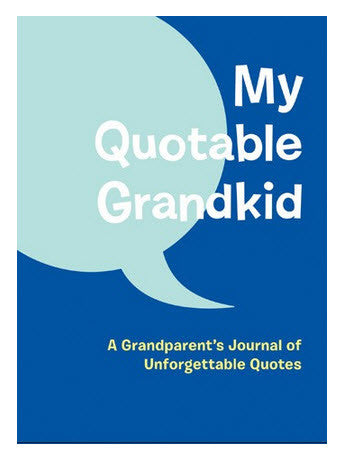 My Quotable Grandkid Journal