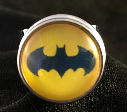 Batman Snap Button