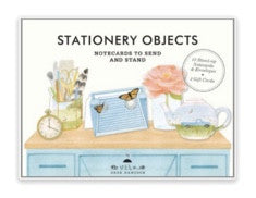 Stationery Objects notecards to send and stand