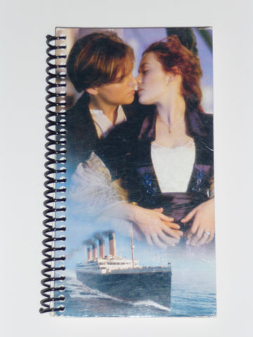 Titanic - VHS Movie Notebook