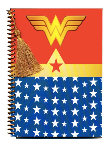 Wonder Woman notebook journal