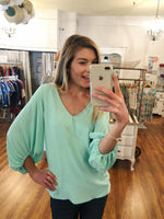 Simply Yours Top in Mint