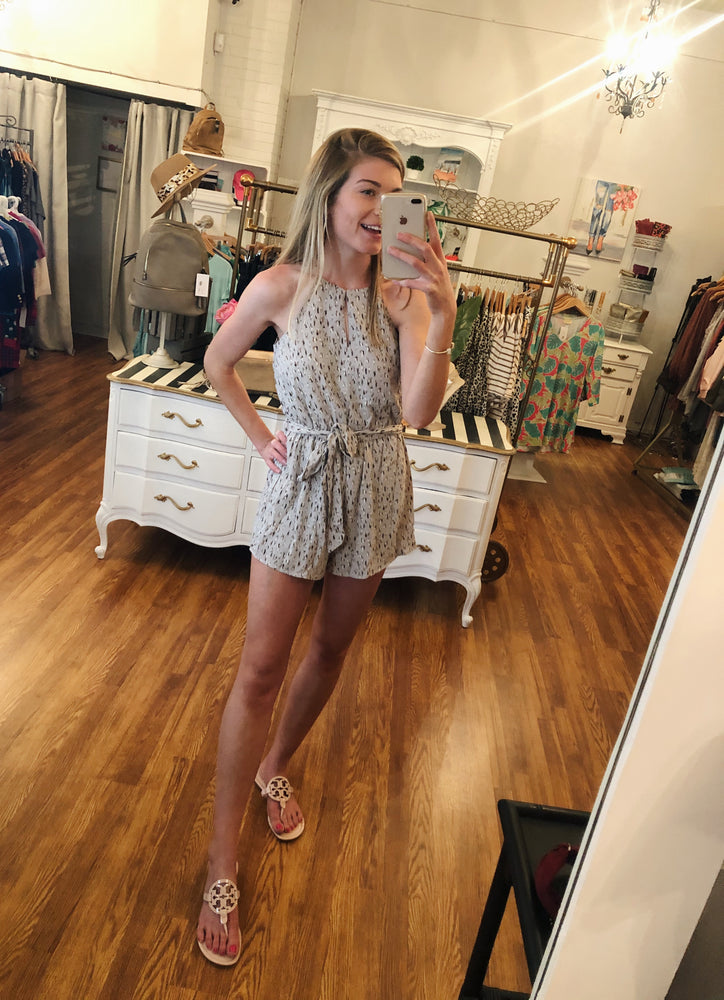 Experience It Romper