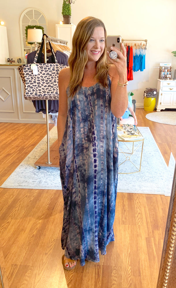 It's Finally Here Maxi in Blue