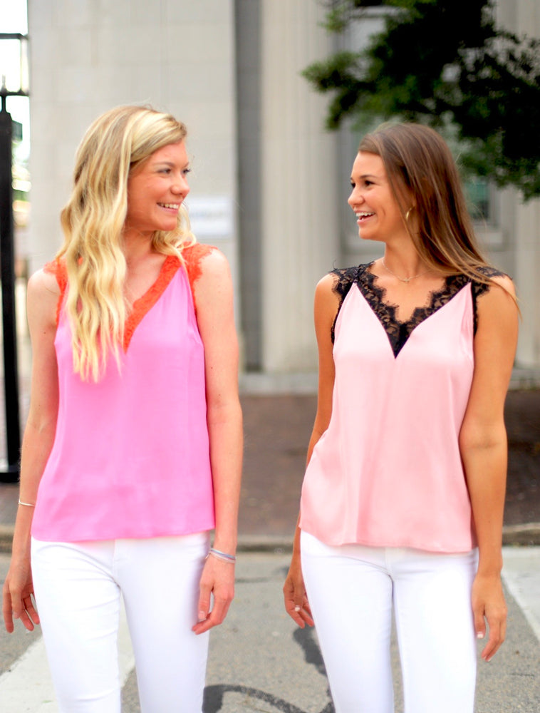 Girls Night Out Top in Mauve