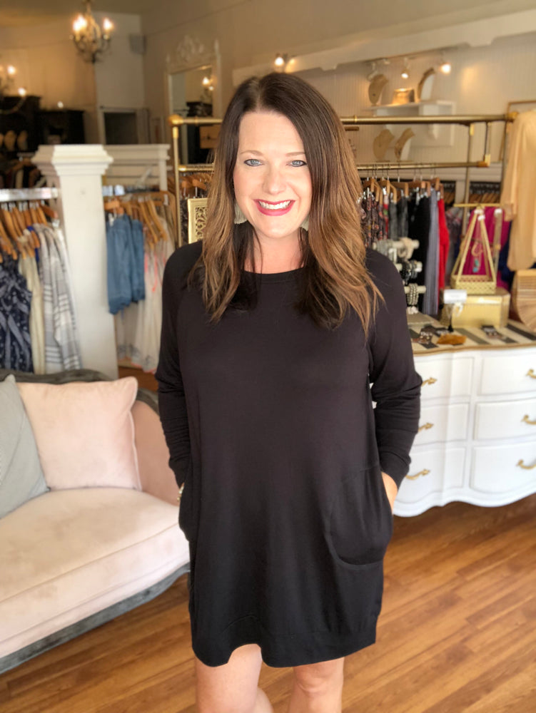 Lazy Afternoon Tunic