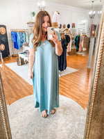 Transition Maxi in Seafoam