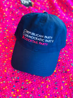 Cocktail Party Hat