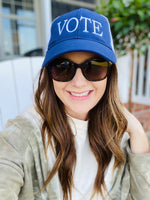 Vote Trucker Hat