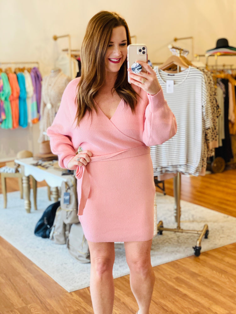 Blushing Beauty Dress