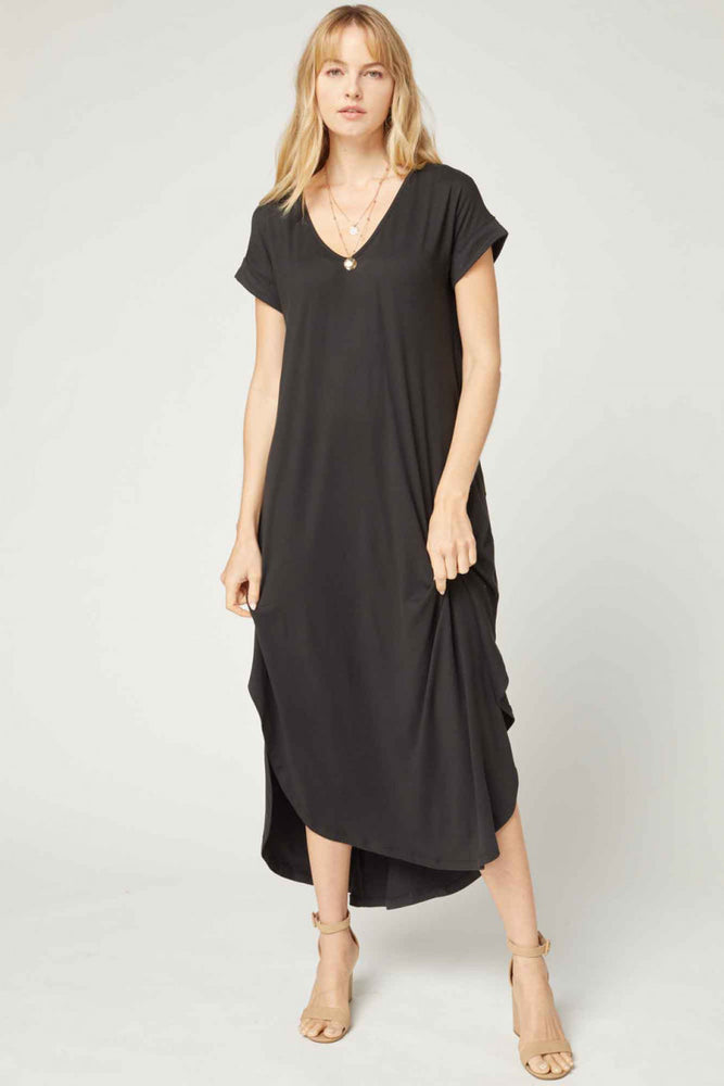 Transition Maxi in Black