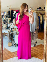 Isle of Beauty Maxi in Pink