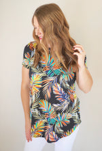 Midnight in the Tropics Top