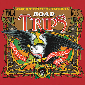 Grateful Dead Road Trips Vol. 4 No. 5