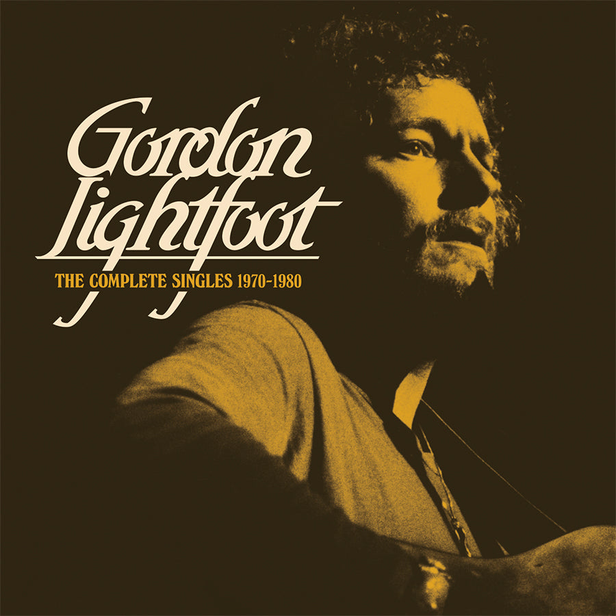 Gordon Lightfoot The Complete Singles 1970-1980 (2-CD Set)