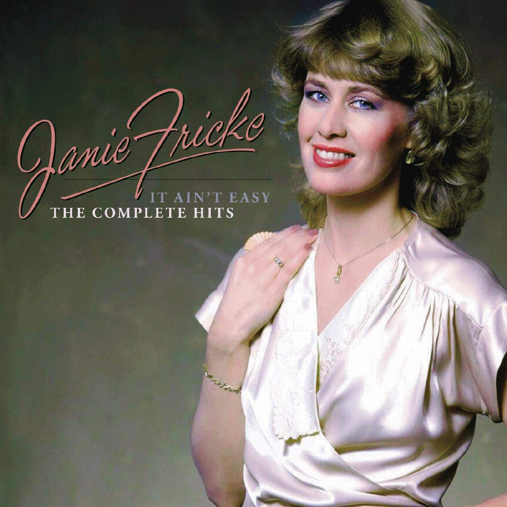 Janie Fricke It Ain't Easy—The Complete Hits CD