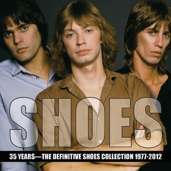 Shoes 35 Years CD